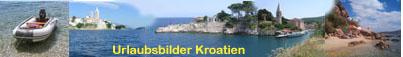 Urlausbilder aus Kroatien